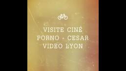 VISITE: Cinéma porno - CESAR VIDEO LYON (Club-des-branleurs.fr)
