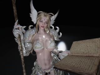 skyrim Valkyrie cowgirl anime porn