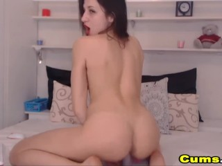 Raquel jerk off encouragement