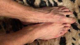 Ales Seman - Feet