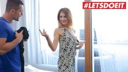 LETSDOEIT - German Tourist Bangs Stranger's Big Dick