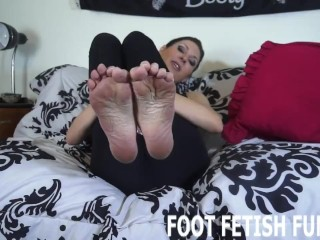 Perfect Feet And Femdom Foot Fetish Porn