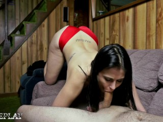 Cytheria threesome red room