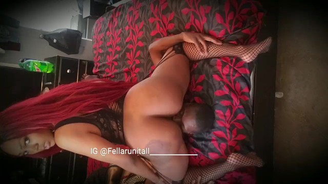 Head turning lingerie Ride my face with aggressive and passion