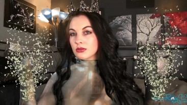 Seduced By The Finer Things In Life- financial domination mesmerize Queen