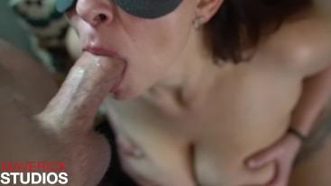 Big Tit Step Mom Huge Facial Cum Shot Close Up Blowjob