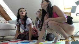 Shortest School Skirts, Panties and No Panties Party Girls are having fun