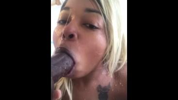 Shower Suck