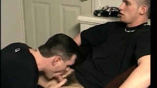 Sucking Off Str8 Boy Marshall porno