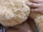 Horny and Humping my toys
