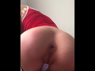 Sextape–Anal Sex when she came back home after work + Cumshot in mouth !!