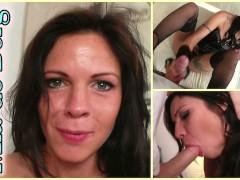 Mia de Berg - Real Prostitute Casting