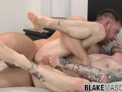 Hunk Jonas Jackson fucking twink after sucking cock 69