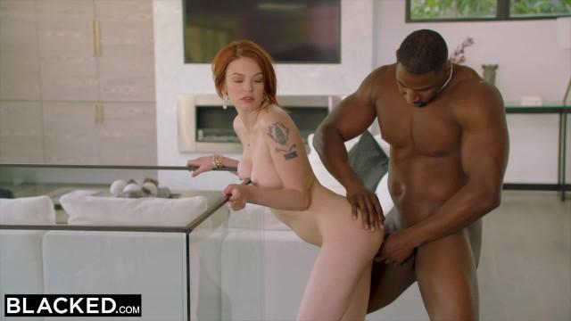 nadržané čierne Teen Sex