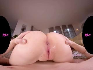18VR.com Blonde Teen Koko Amaris Hides An Ace In Her Panties