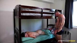 NextDoorStudios Bunk Bed Roommates Bareback First Thing In The AM