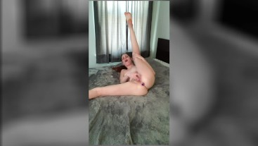 Slutty Housewife's 1st Anal Training Session