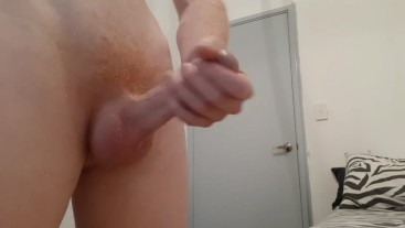 FPOV Big Load, Moans, Cum In Your Mouth