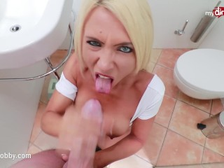 MyDirtyHobby - Hot Milf with a Real Estate Agent!