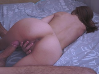 Love His Big Dick in My Pussy