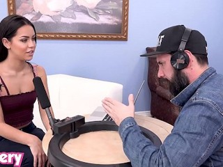 Thick Booty Porn Fucking, Trickery- alinA Lopez tricked into sex during aSMr shoot Big ass Babe