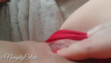 4K orgasm in 6 different panties with masturbation