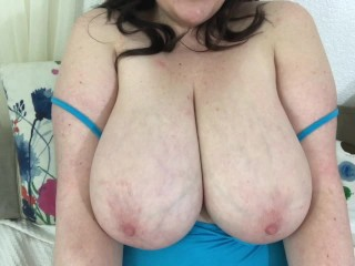 Sexy Amatuer BBW Jaynes Amazing Tits A Compilation