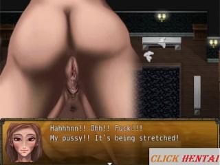 hentai game - Loki part 17