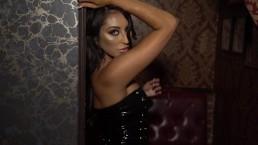 SFW Christiana Cinn sexy dance in VIP BOOTH
