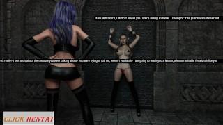 hentai game - Larina part 2 (very bad ending)