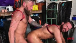 Lucky and Raw - Nastydaddy.com