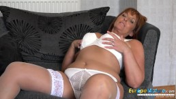 EuropeMaturE Beau Diamonds Solo Mature Seduction