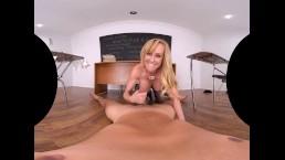 Best of Big Tit Blondes Fucking & Sucking in VR