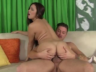 Slutty Little Pussy Fucking, Cream In My Teen 5- Scene 3 Brunette Creampie Pornstar Teen Small Tits