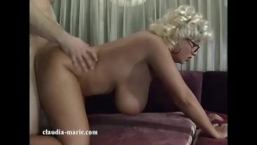 Claudia Marie Big Tits In The Big Apple