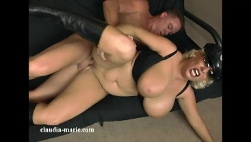 Big Tit Claudia Marie Dressed Like Cop And Fucked Anal