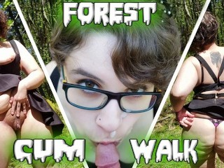 Real Female Orgasms Free Bbw Hikes And Fucks In Public And Walks Back With Cum Facial!