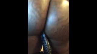 Wife thick dildo