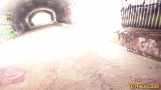 Doggy sex public tunnel karma pornstar fuck in tape a rx dirty rough rough big