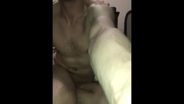 Eric Stern fucks himself