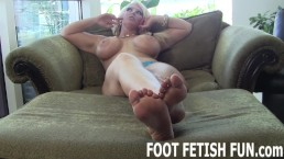 Femdom Foot Fetish And POV Toe Sucking Videos