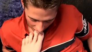 Allen big feet and amateur ryan shane sucking cock lovers feet soles