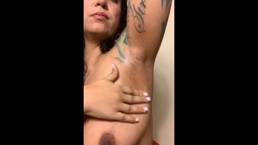 Shaving Armpits Armpit Fetish FULL VERSION!!