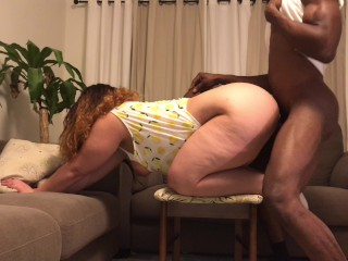 Amateur Bbw pawg Blow job: triggered my vain I jumped on the ass direct. FP