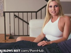 MommyBlowsBest Watch TV & Let  Mommy Treat U w/ A Dick Suck
