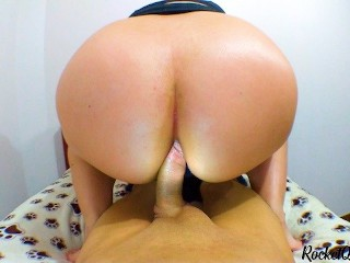 4K Big Ass PAWG Anal Ride & POV