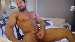 New Video From A Very hot Guy Doing Masturbation Showing His Big Cock