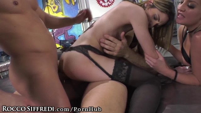 Rachel miller sex Rocco siffredi friend rough dp fucking 2 submissive sluts
