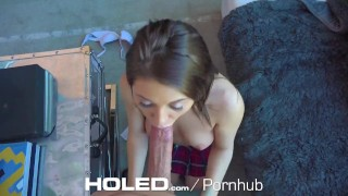 HOLED Step Dad Anal Disciplines Step Daughter