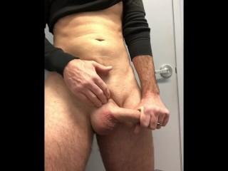Creative Physio:  Penis Suspensory ligament  stretch for Length